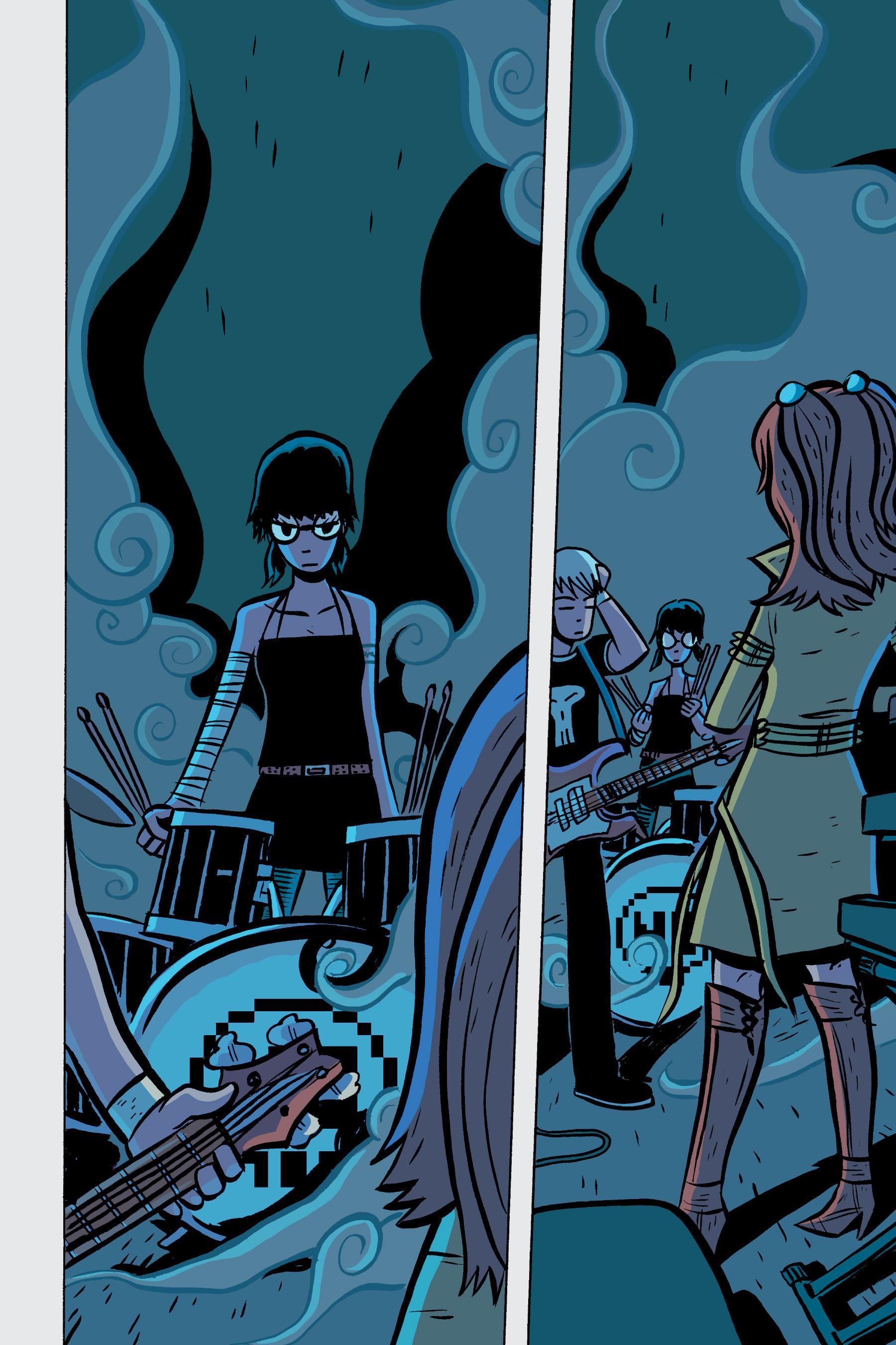 Read online Scott Pilgrim comic -  Issue #2 - 183