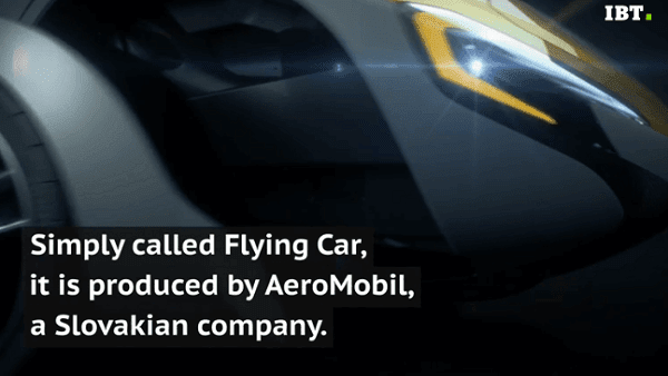 Available Flying Car now available to Order - Flying Car