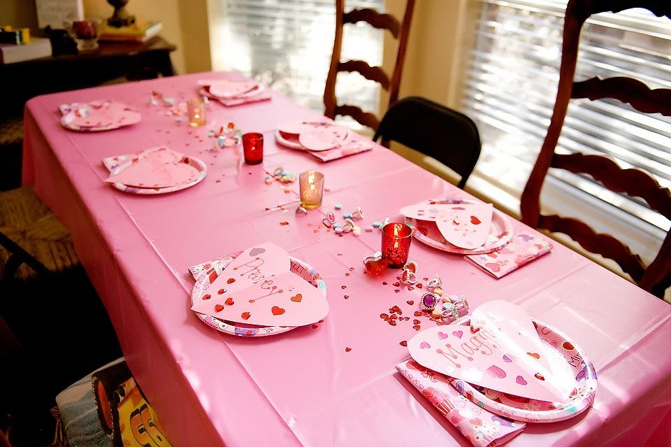 , Valentine's, Olympics, Parties…oh my!