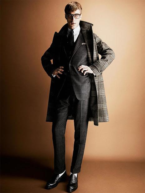 Tom Ford Menswear Fall 2013