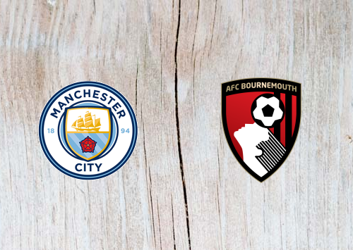 Manchester City vs Bournemouth Full Matach &  Highlights 01 December 2018