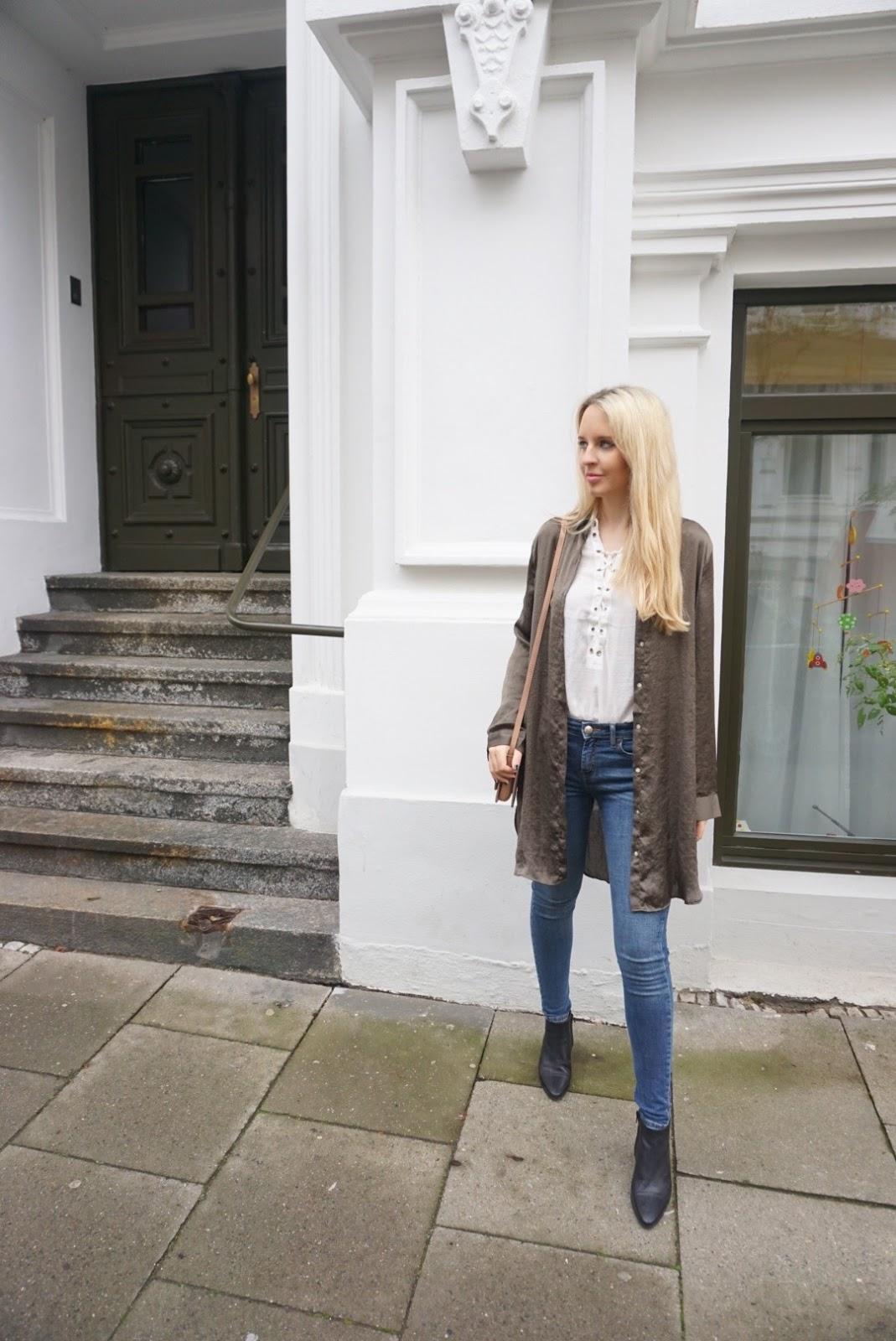 Layering Herbst Österreich Modeblog