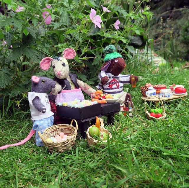 pique nique, picnic, children story