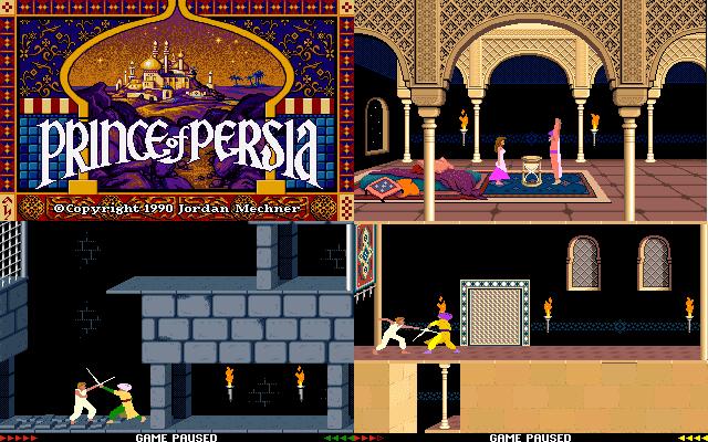 Bienvenidos A Mi Blog Prince Of Persia 1990 Classic Pc