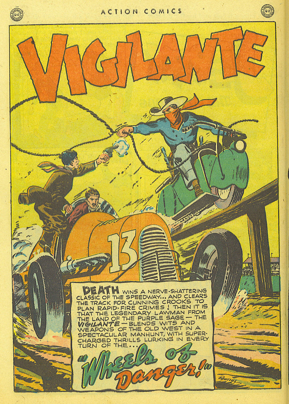 Read online Action Comics (1938) comic -  Issue #114 - 40