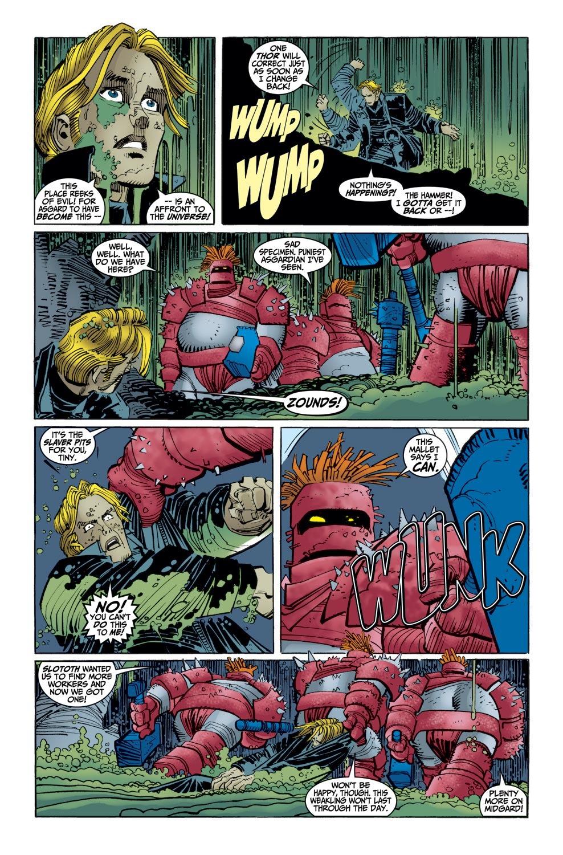 Thor (1998) Issue #11 #12 - English 6