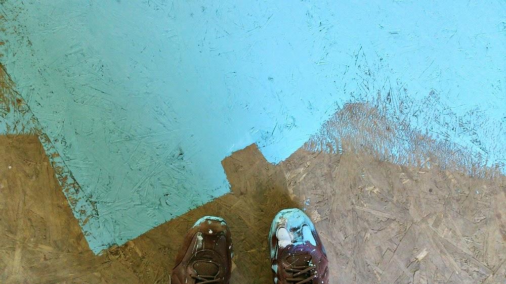 Painting OSB Floors