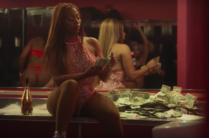 "Must See: Kash Doll - ""Hustla""(Mini Movie)"