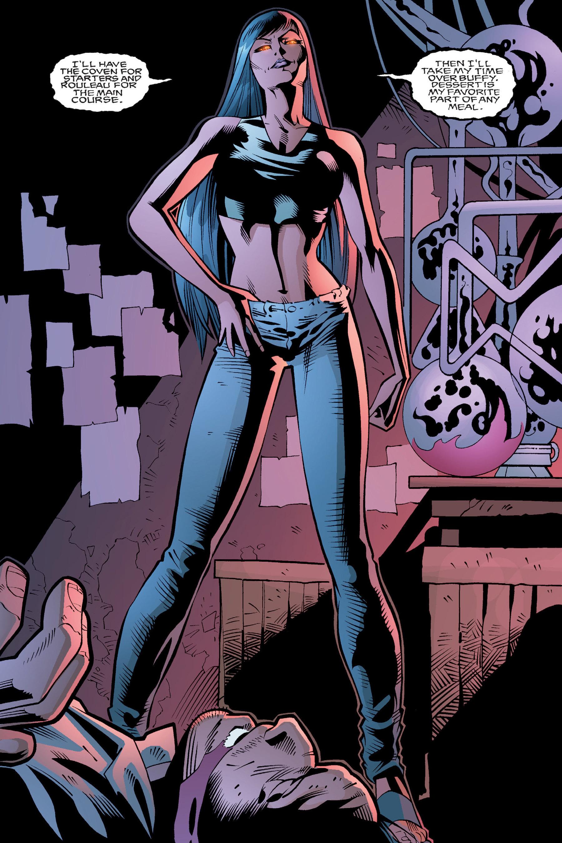 Read online Buffy the Vampire Slayer: Omnibus comic -  Issue # TPB 4 - 75