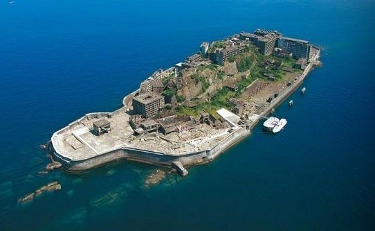 Terkedilmiş Ada : Hashima Adası