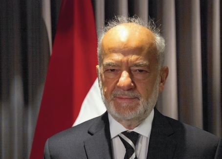 Ιμπραήμ Αλ Τζααφαρί: «Ζητήσαμε να βρεθεί άκρη με τη Συρία»