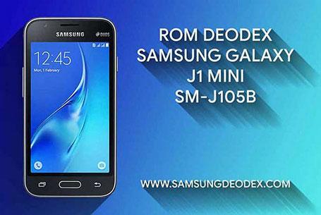 ROM DEODEX SAMSUNG J105B