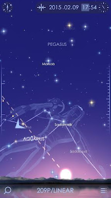 Star Walk 2 Free 2.1.0.112 APK for Android Terbaru