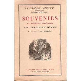 Recuerdos Dramáticos - Souvenirs dramatiques 1868