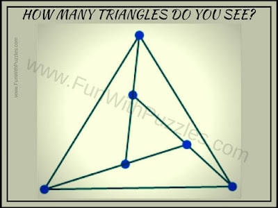 Easy Puzzle to Count Triangles