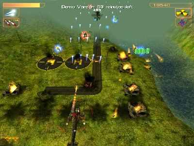 Air Strike 3D Screenshot, ComputerMastia