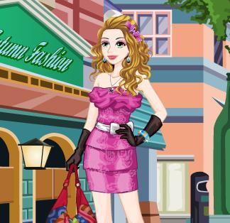 Juego De Vestir A Barbie A La Moda Vestir Chicas Y Famosas
