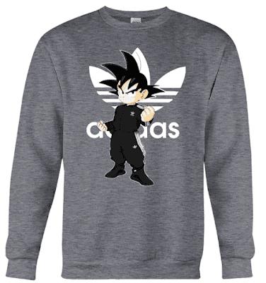 goku adidas hoodie, goku adidas sweatshirt, goku adidas sweater, goku adidas jacket, goku adidas t shirt,