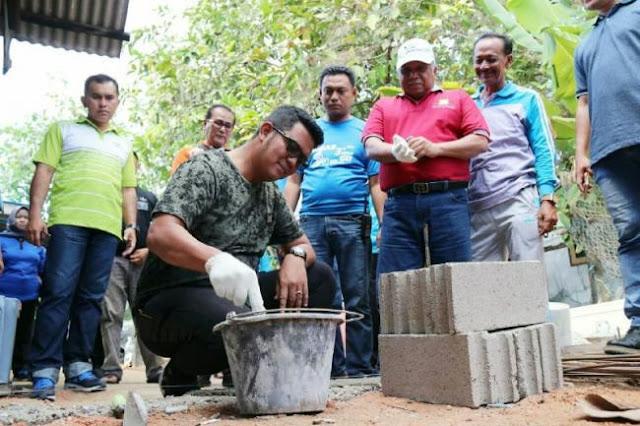 Pemkab Bintan Rehab 108 Unit Rumah untuk 6 Kecamatan