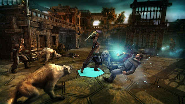 Blackguards 2 PC Game Free Download Photo