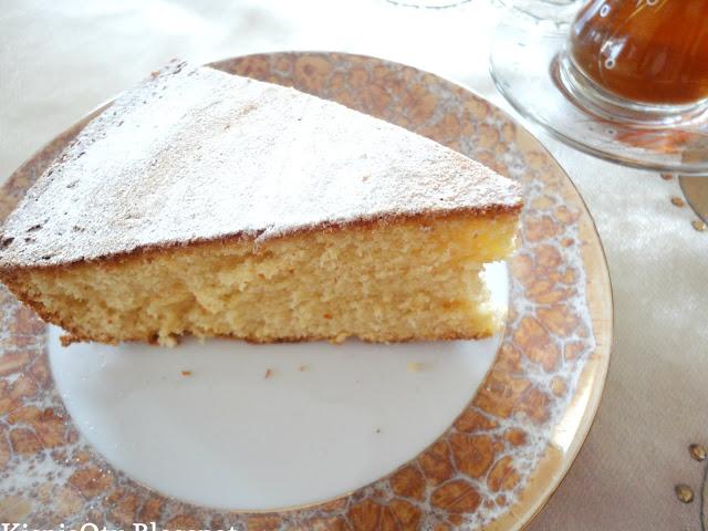 Vanilyalı Kek Tarifi, Wolke, Dr.Oetker, Kek, Pasta, Kişniş Otu