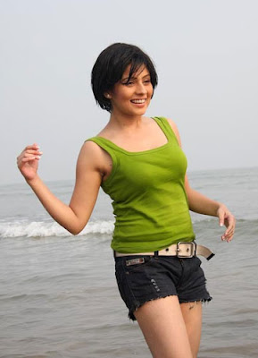 Rimjhim Mitra hot beach photo
