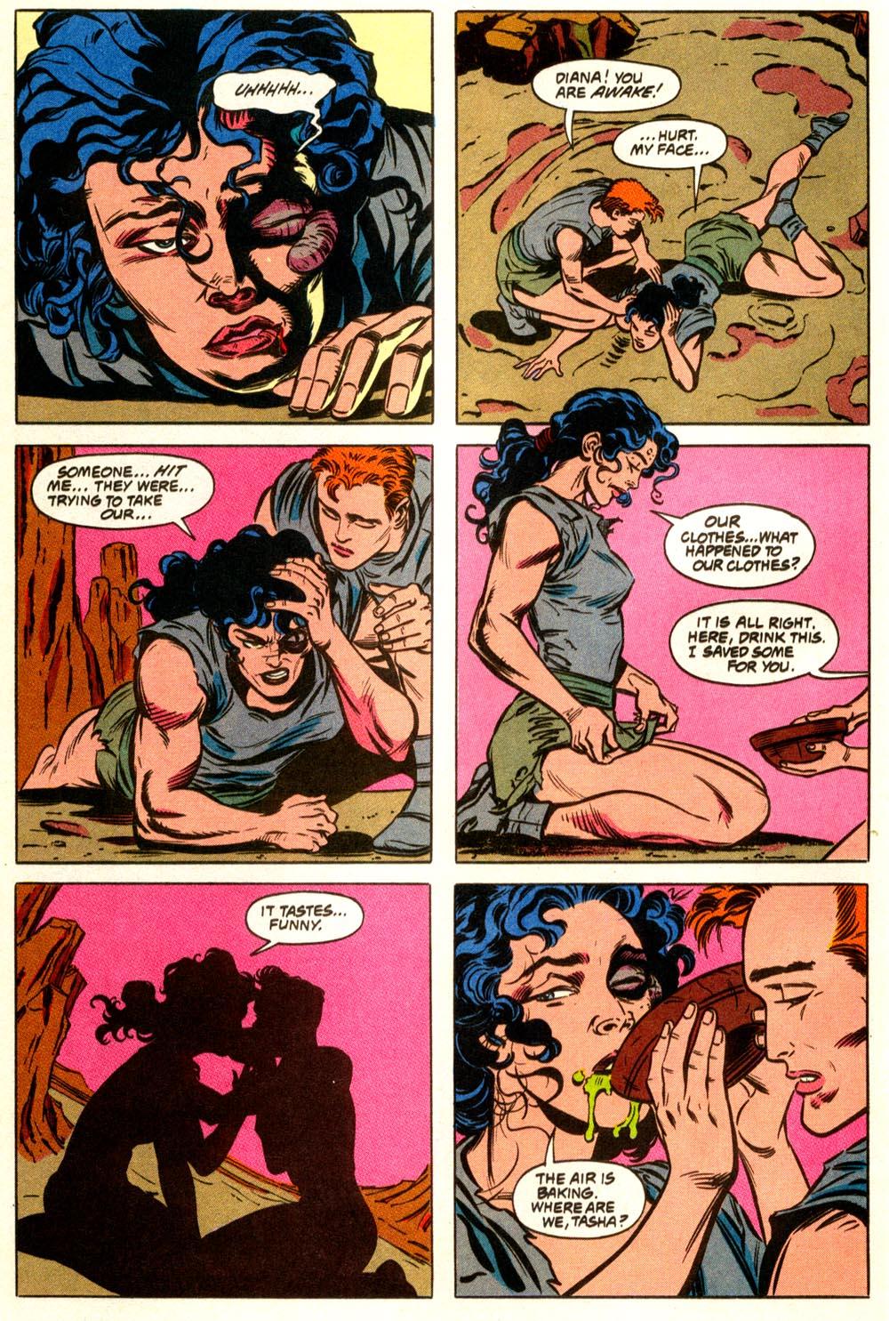 Read online Wonder Woman (1987) comic -  Issue #67 - 13