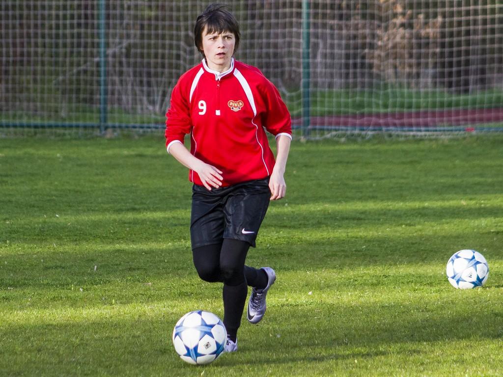 Прикарпатська футболістка стала гравчинею польського клубу-чемпіону
