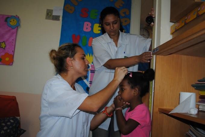 CACHOEIRINHA | Programa Saúde na Escola atenderá 2.688 crianças a mais no ciclo 2019/2020