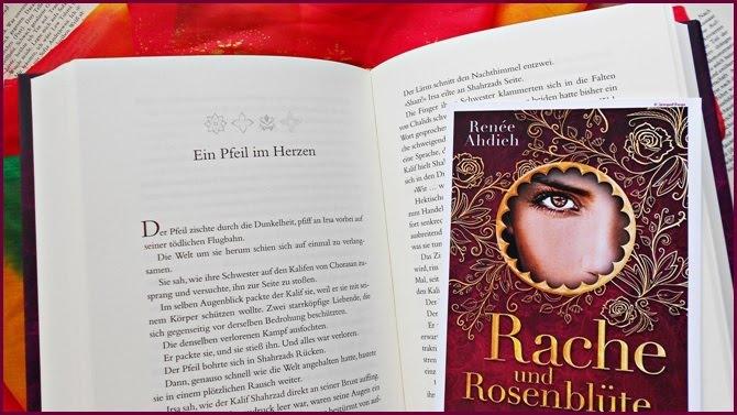 Fazit Rache und Rosenblüte Zorn und Morgenröte Renée Ahdieh