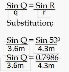 Mathematics Tutorials: Maths Made Easy!: Sine Rule