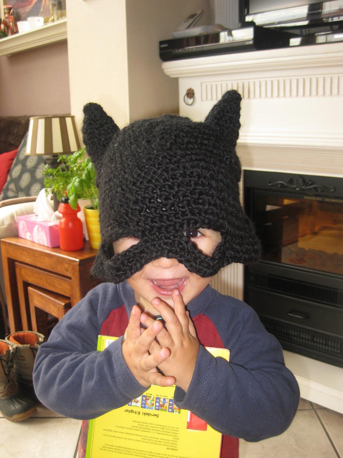Batman Mütze Häkeln Anleitung My Blog