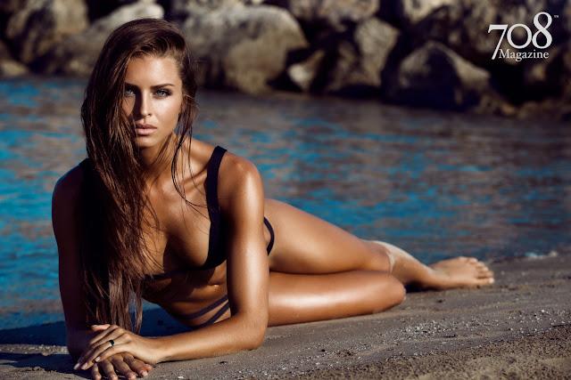 Hot girls Josefine Forsberg sexiest Sweden scoccer player 3