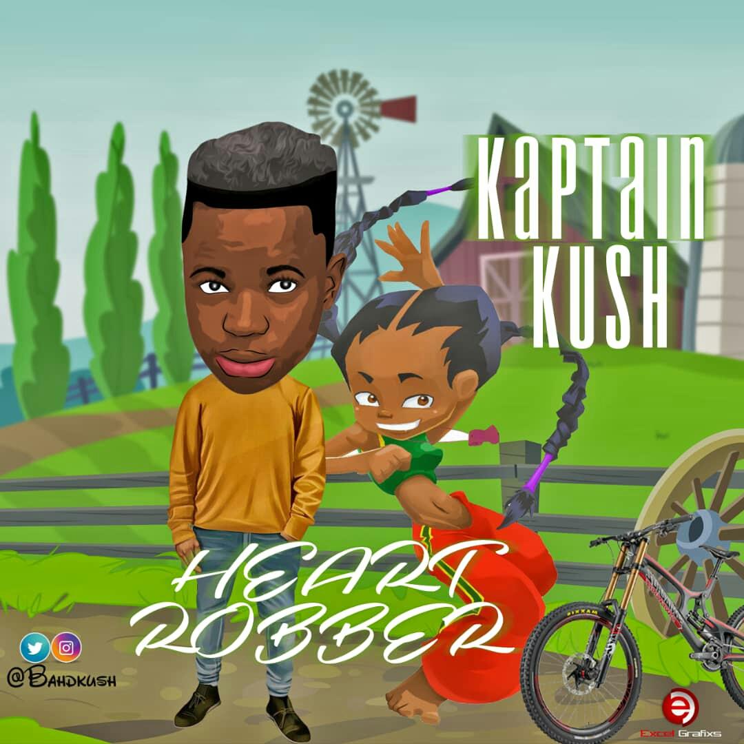 Mp3 Download: Kaptain Kush - Heart Robber