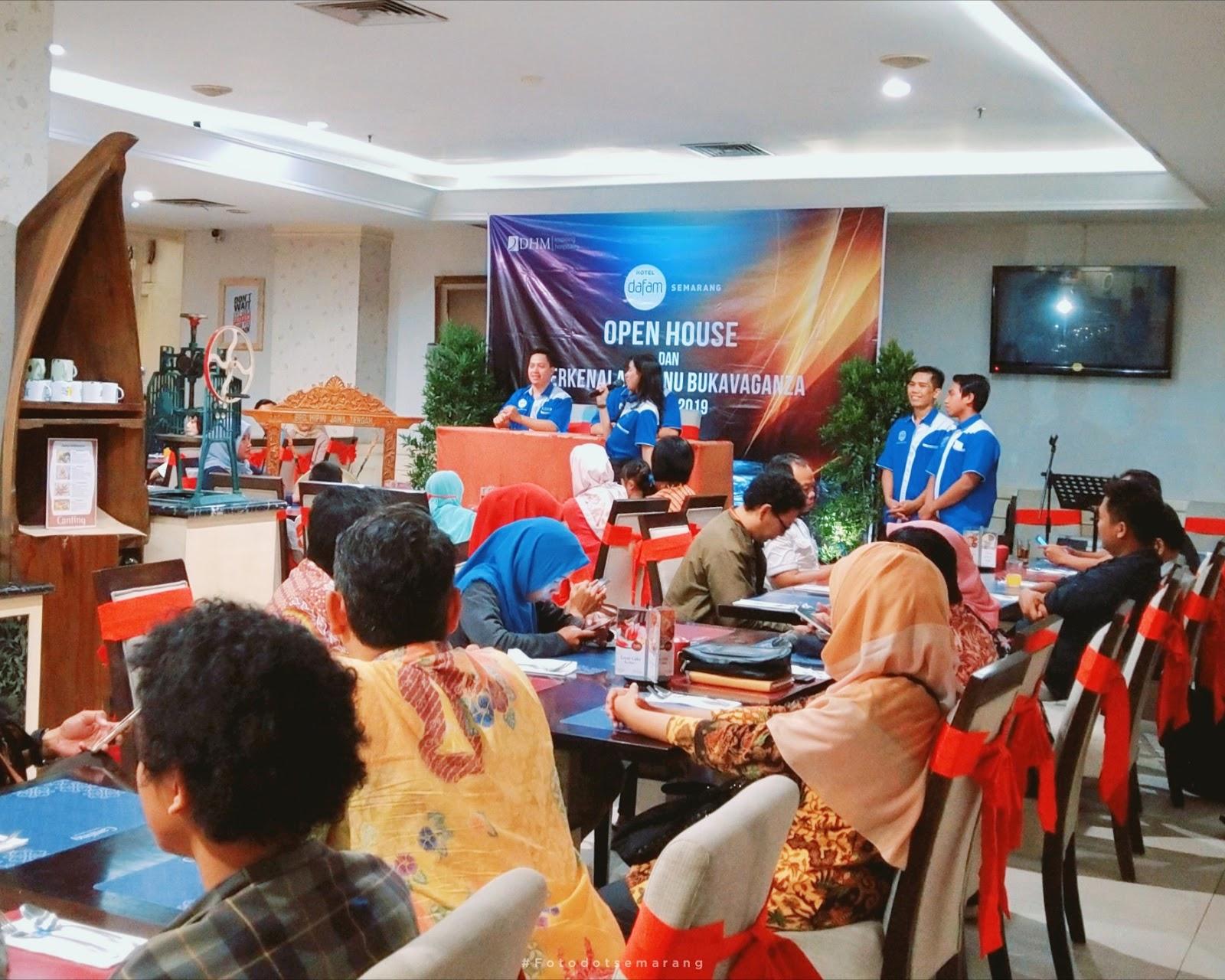 Ramadhan 2019, Hotel Dafam Launching Paket Menu Buka Puasa 'BUKAVAGANZA'