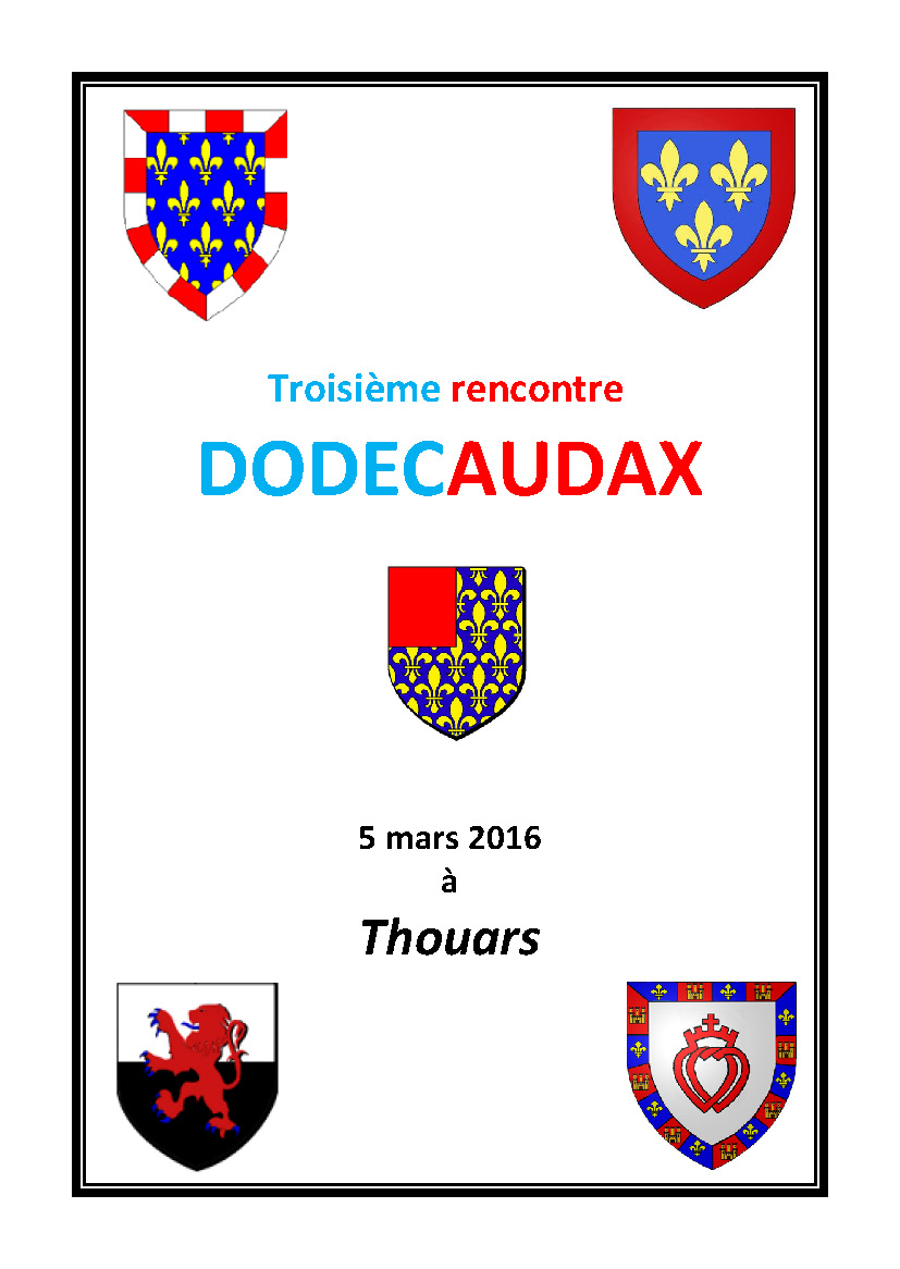 Rencontre thouars 79