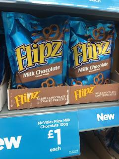 pretzel flipz uk