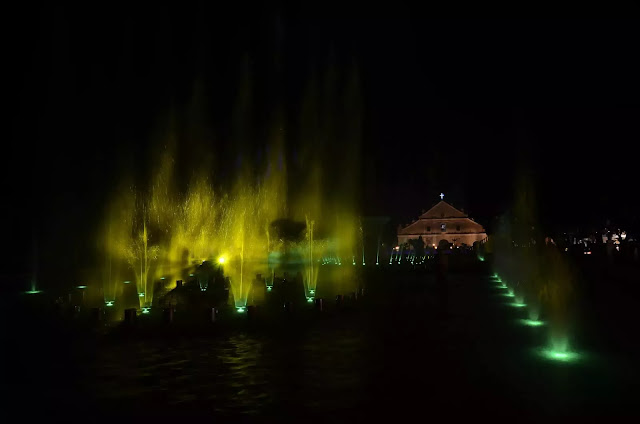 17 Plaza Salcedo Dancing Fountains