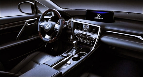 2017 Lexus TX Release date and Price