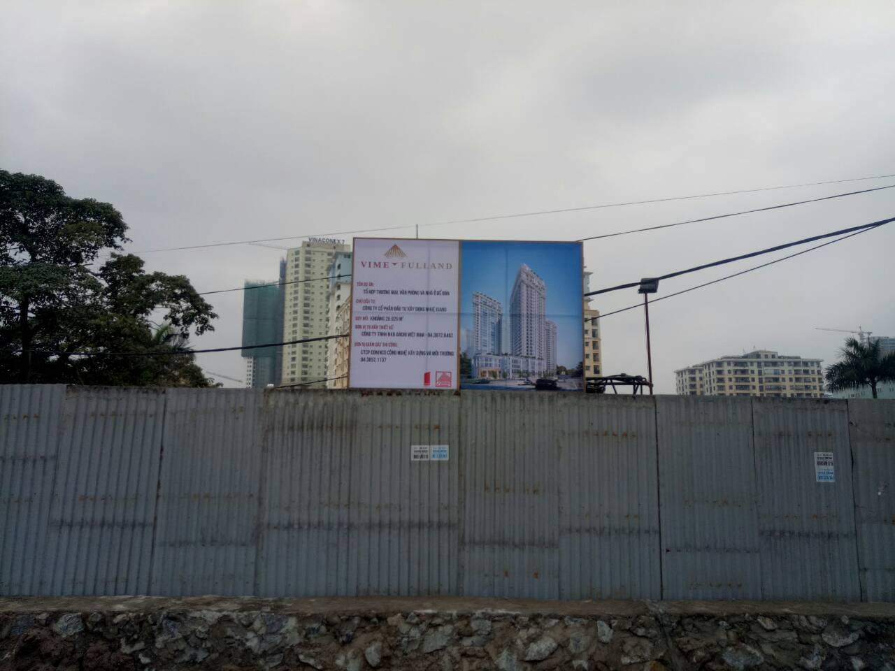 Tiến độ thi công dự án Bel Air Hà Nội