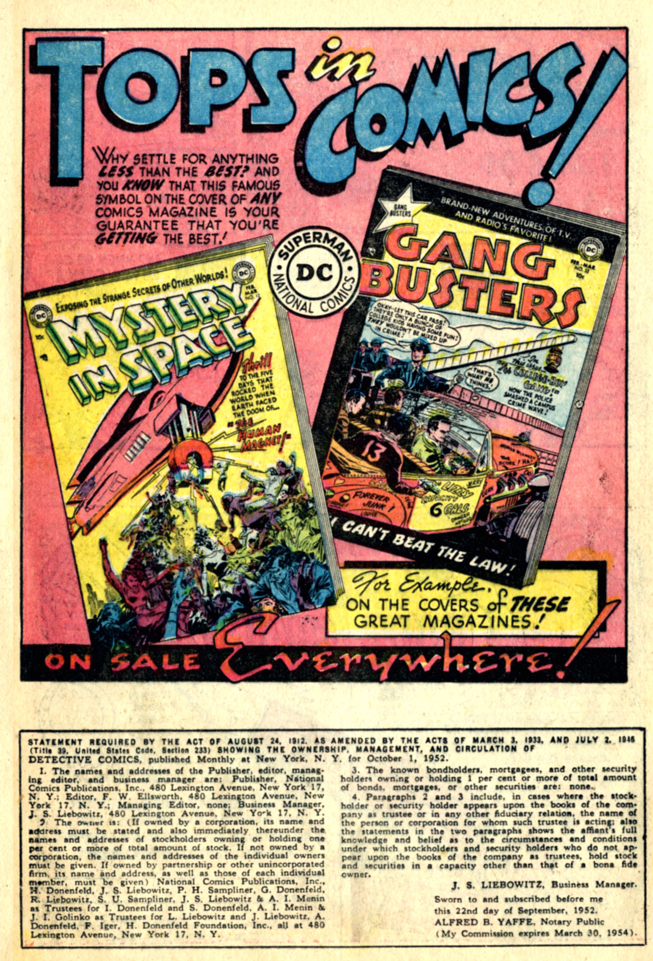 Detective Comics (1937) 192 Page 15