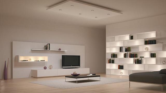 Kombinasi pencahayaan dalam ruangan