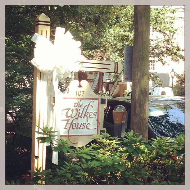 Mrs Wilkes Dining Room Savannah: Newly Domesticated: Savannah: What We Ate