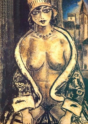 Nu - Di Cavalcante e suas principais pinturas ~ Pintando a realidade brasileira