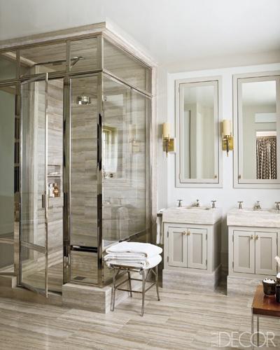 La Dolce Vita: Anatomy of a Home: The Master Bathroom