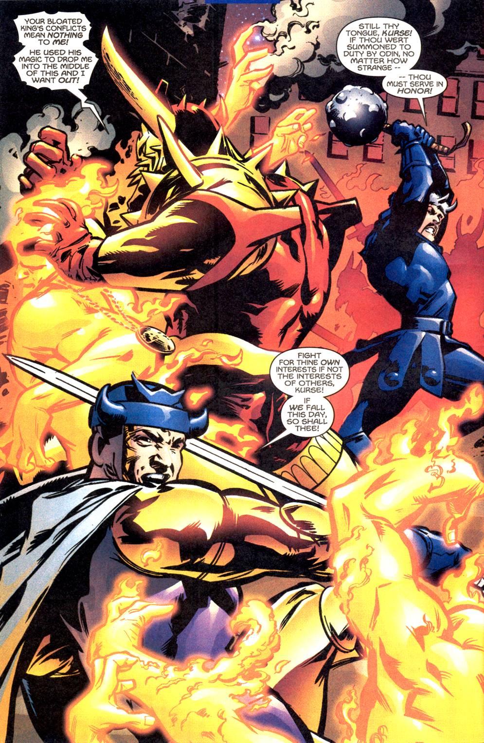 Thor (1998) Issue #40 #41 - English 6