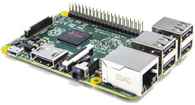Configuración Raspberry Pi 2 Model B