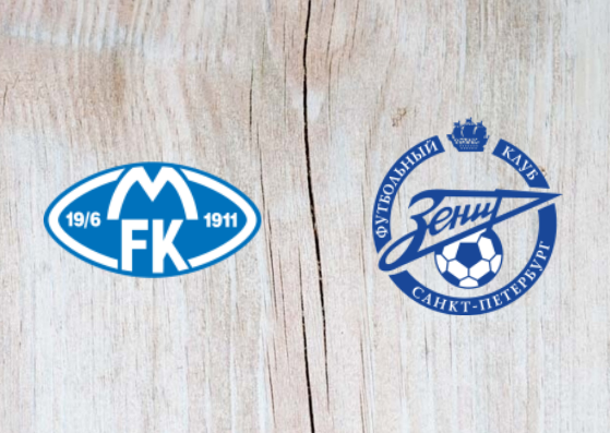 Molde vs Zenit St. Petersburg - Highlights - 30 August 2018