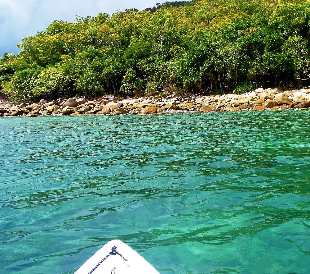 Fitzroy Island: Sailing With ALANA ROSE: Fitzroy