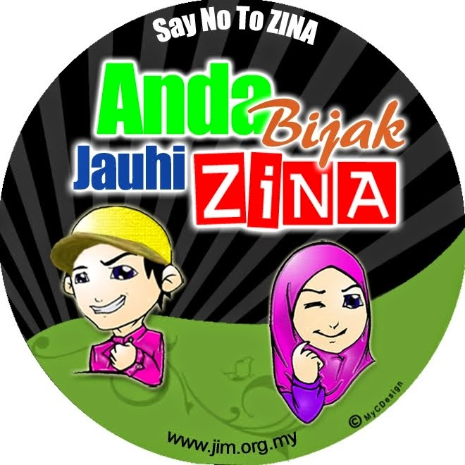 say no to zina